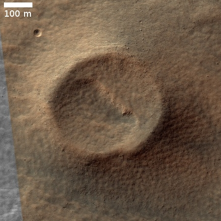 Crater? Pit? Volcano?