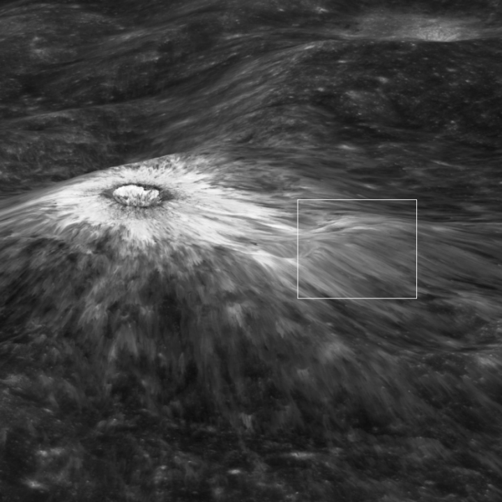Chaplygin Crater