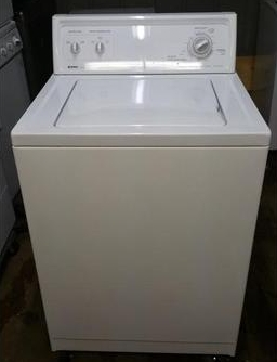 The dumb washing machine we hunted for and got
