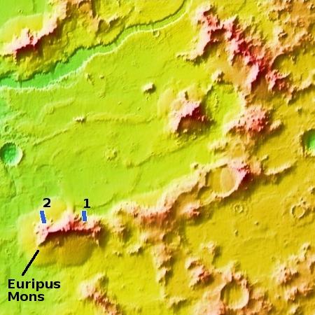 Euripus Mons