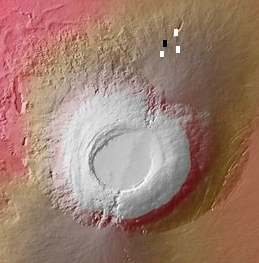 Overview of Arsia Mons
