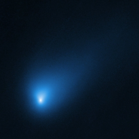 Comet Borisov by Hubble