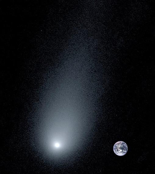 Comet 2I/Borisov