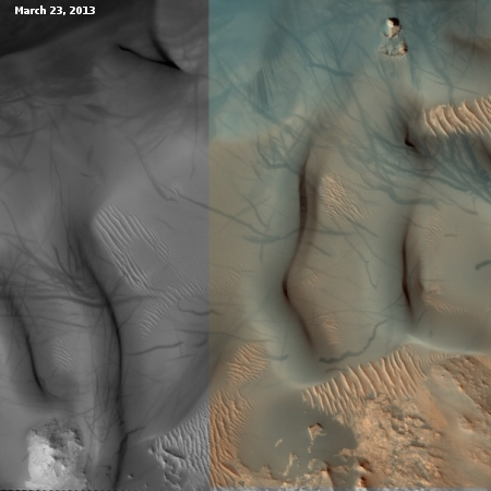 Earlier image of the same dunes