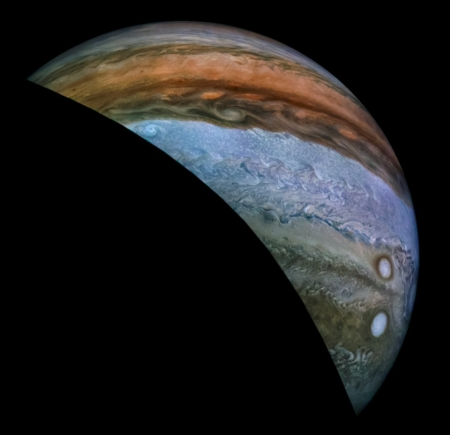 Jupiter in glorious color