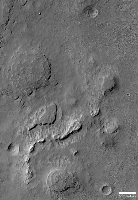 Enigmas on Mars