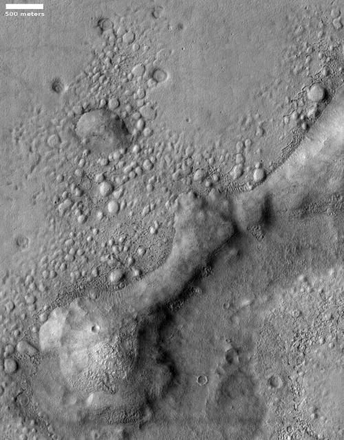 Acne on Mars?