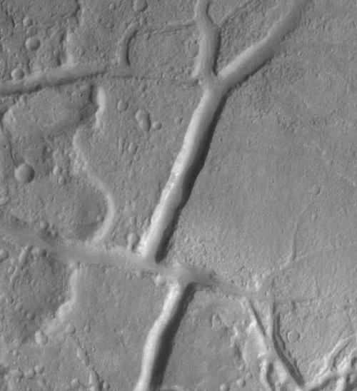 Faults on Mars
