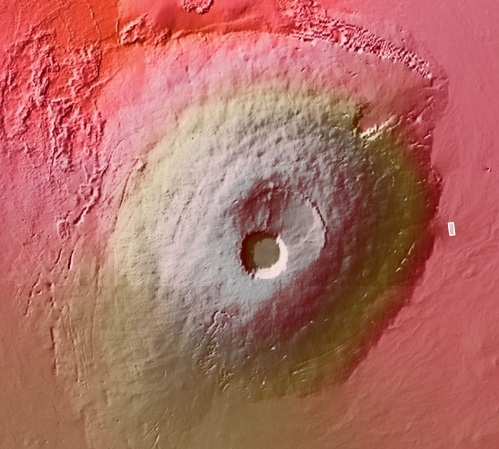 Overview of Pavonis Mons