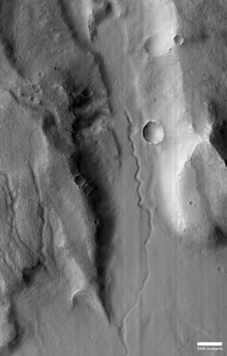 Channels within channels on Mars