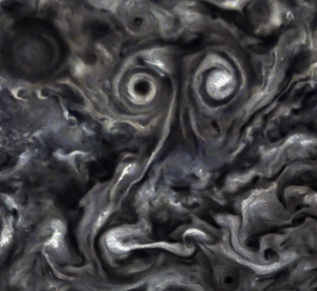 The face on Jupiter!