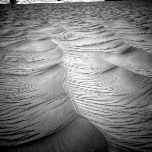 A sand sea on Mars