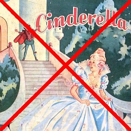 Cinderella banned
