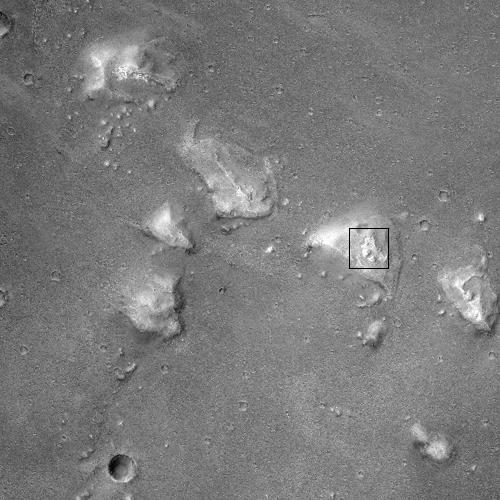 MRO context camera image of same area