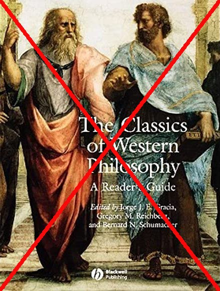 No knowledge of Western civilization allowed!