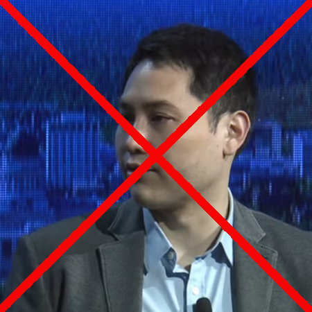 Journalist Andy Ngo, blacklisted