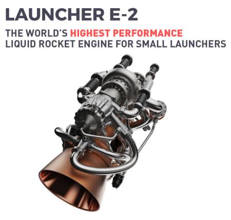 Launcher's E2 engine