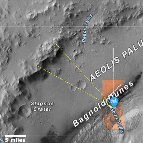 Overview map, wide view