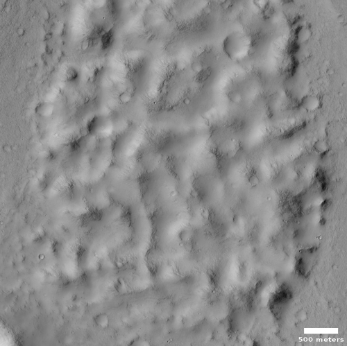 High resolution MRO image of clump