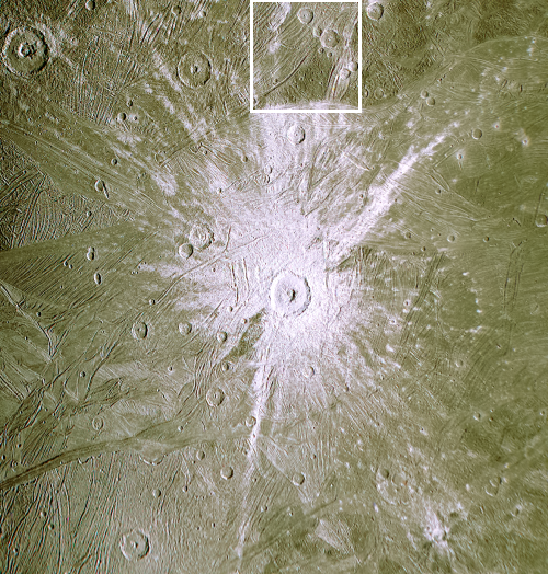 Wide image of Tros Crater