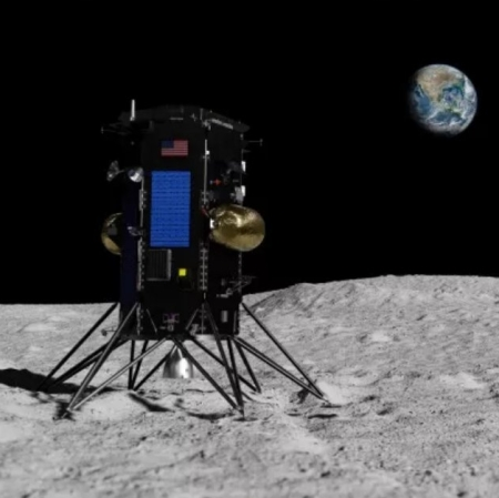 Intuitive Machines Nova-C lunar lander