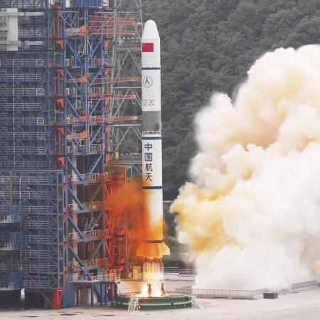 Long March 2C rocket