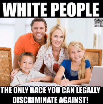 A banned race in Hollywood